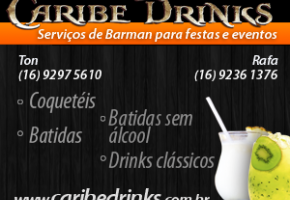 Caribe Drinks